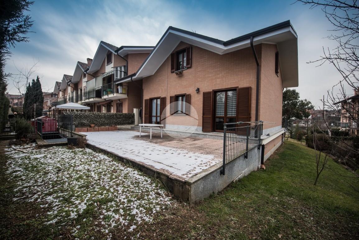 villa singola Via Boccaccio, Rivalta di torino - Ville in ...